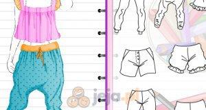 Projektowanie - Piżama