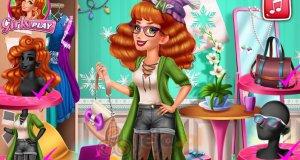 Zimowa stylizacja Jessie