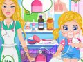 Córka Barbie alergiczką