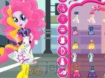Pinkie Pie fashionistką