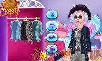 Nowa fryzura Super Barbie
