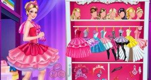 Barbie i pierwsza lekcja baletu