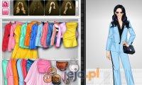 Jednokolorowe ubrania