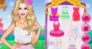 Cukierkowy styl Barbie