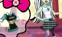 Seria Monster High: Frankie Stein