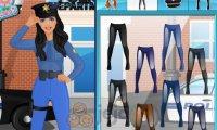 Projektowanie - Policyjny mundur