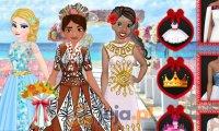 Królewskie wesele Disneya
