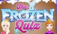 Quiz z Krainy lodu
