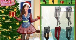 Świąteczny pokaz mody