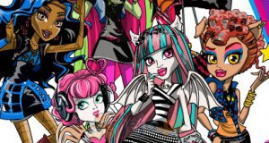 Monster High - Kolorowanka 3