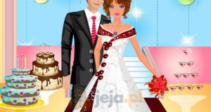 Ślubne ubranie i dekoracja