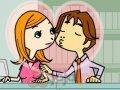 Całowanie w pracy