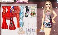Sukienki z Chin