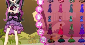 Raven Queen z Ever After High