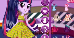 Piżama party u Twilight Sparkle