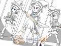 Trixie - kolorowanka