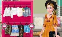 Barbie projektuje kolczyki