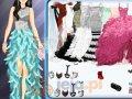 Futrzane suknie