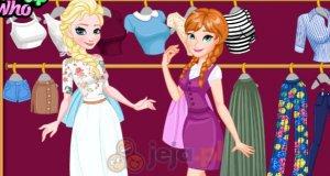 Elsa i wyzwanie na Snapchacie
