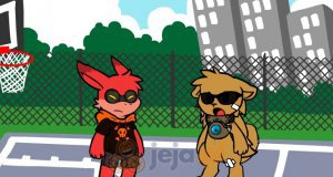 Kreator postaci: Furry