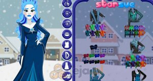 Frost z DC Super Hero Girls