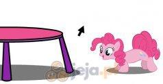 Zabawa z Pinkie Pie