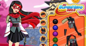 Katana z DC Super Hero Girls
