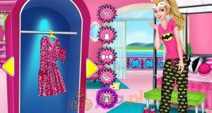 Leniwy dzień Super Barbie