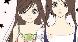 Wykreuj bohaterów mangi 2