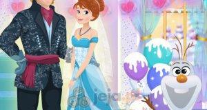 Kraina lodu: Dzień ślubu