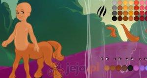Dziecko centaur