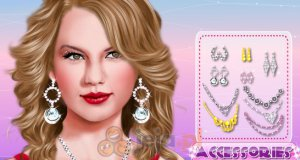 Makijaż Taylor Swift