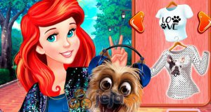 Księżniczki i selfie ze zwierzakiem
