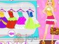 Kolorowy styl Barbie