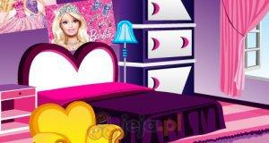 Pokój w stylu Barbie