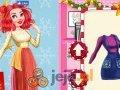 Świąteczne stylizacje księżniczek