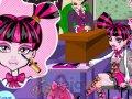 Monster High: Makijaż na lekcji