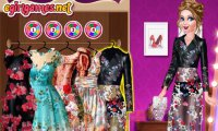 Barbie i wiosenny pokaz mody