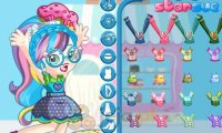 Rainbow Kate z Shopkins Shoppies