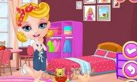 Baby Barbie i nowy pokój