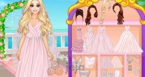 Roszpunka wychodzi za mąż