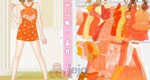 Pomarańczowa księżniczka