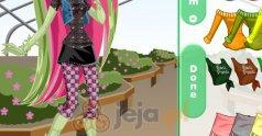 Venus McFlyTrap z Monster High