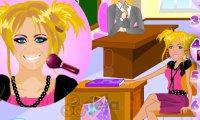 Hannah Montana: Makijaż na lekcji
