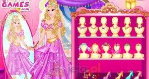 Księżniczki Disneya i arabskie wesele