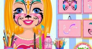 Malowanie twarzy