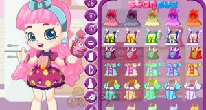 Candy Sweets z Shopkins Shoppies
