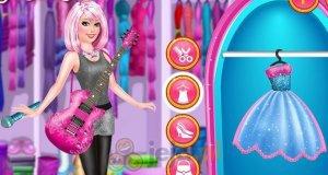 Barbie: Księżniczka vs gwiazda muzyki pop