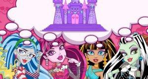 Zamek marzeń Monsterki