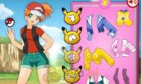 Misty z Pokemonów